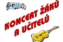 Koncert žáků a učitelů ZUŠ 22.5.2019